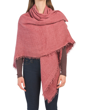 Sun Washed Travel Scarf