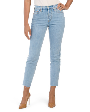 Juniors Wedgie Icon Fit Jeans