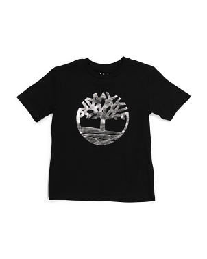 Big Boys Reflective Tree Tee