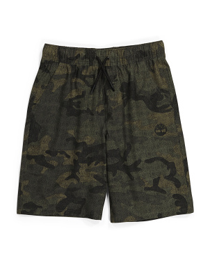 Big Boy Camo Amphibian Shorts