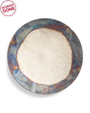 Grover Two Tone Wall Platter