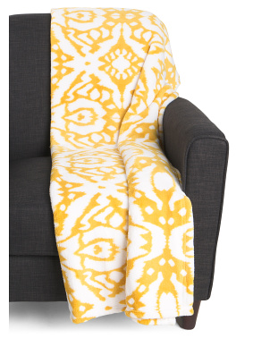 Martina Loft Fleece Throw
