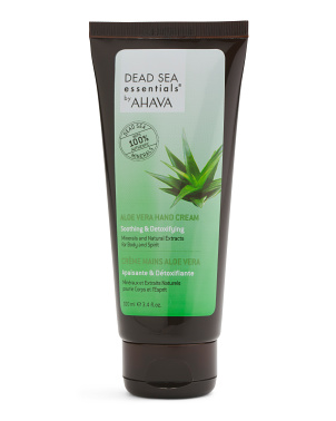 Made In Israel 3.4oz Aloe Vera Hand Cream