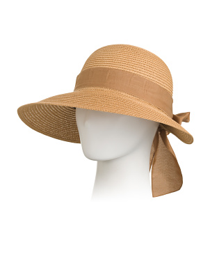 Made In Italy Paper Sun Hat