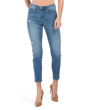 Eco Friendly High Waisted Skinny Jeans