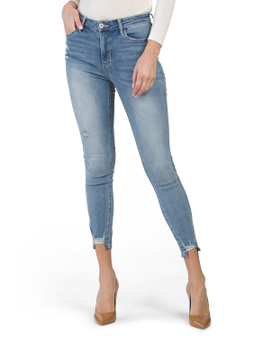 The Stiletto Ankle In Matira Jeans
