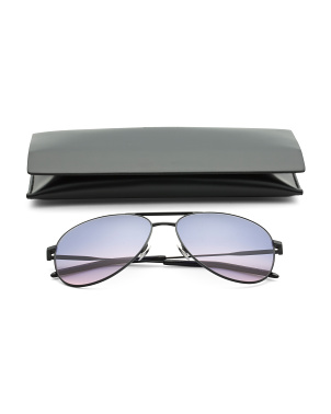 59mm Aviator Designer Sunglasses