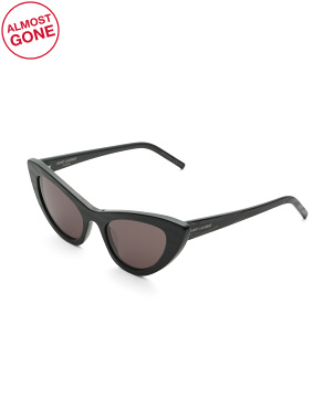 52mm Cat Eye Designer Sunglasses