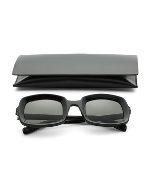 51mm Square Designer Sunglasses