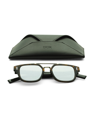 Men's 46mm Designer Sunglasses