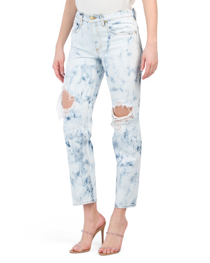 Made In Usa Elle Boyfriend Jeans