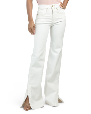 Made In Usa Tyra High Rise Flare Jeans
