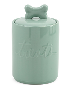 Treats Pet Canister