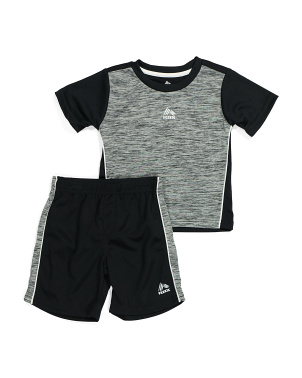 Toddler Boy 2pc Active Short Set