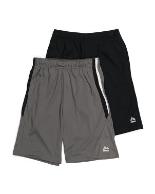 Big Boy 2pk Active Shorts