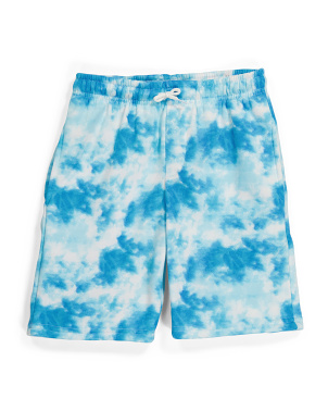 Big Boy Tie Dye Shorts