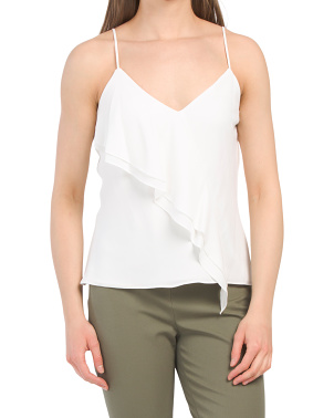 Made In Usa Laurel Solid Cami
