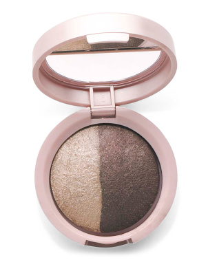 Baked Eye Shadow Duo