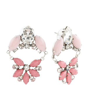 Divinia Crystal Earrings