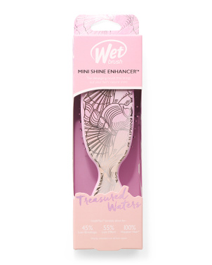 Treasured Waters Mini Shine Enhancer Brush