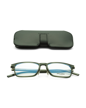Men's 53mm Designer Opticals