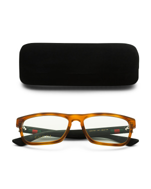 Men's 56mm Designer Opticals