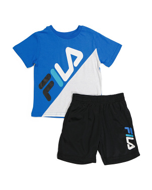 Little Boy 2pc Active Set