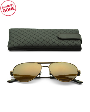 Men's 58mm Designer Sunglasses