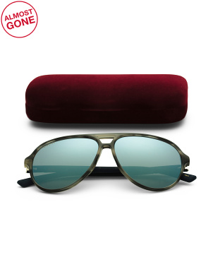 Men's 60mm Designer Sunglasses