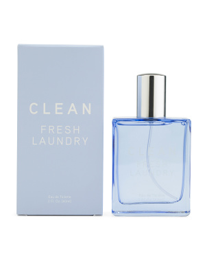 2oz Fresh Laundry Eau De Toilette