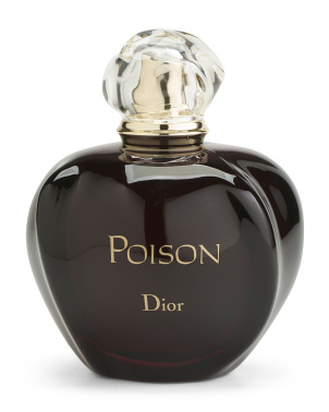 Made In France 3.4oz Poison Eau De Toilette
