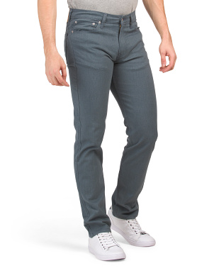 511 Slim Fit Brushed Melange Jeans