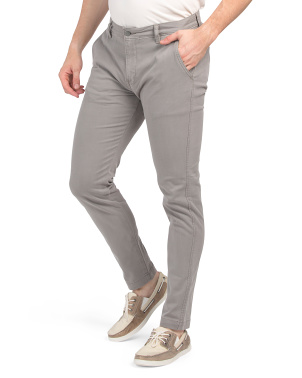 Slim Tapered Chino Pants