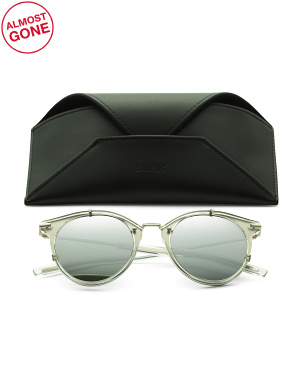 Men's 48mm Designer Sunglasses