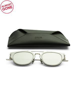 Men's 65mm Designer Sunglasses