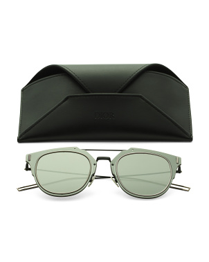 62mm Men's Designer Sunglasses