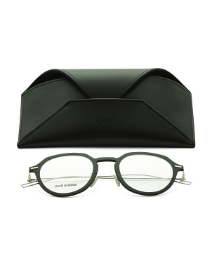 Men's 49mm Designer Opticals
