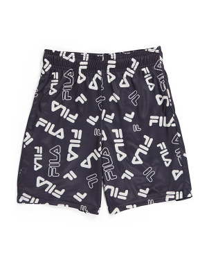 Big Boy All Over Print Shorts