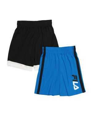 Big Boys 2pk Active Shorts