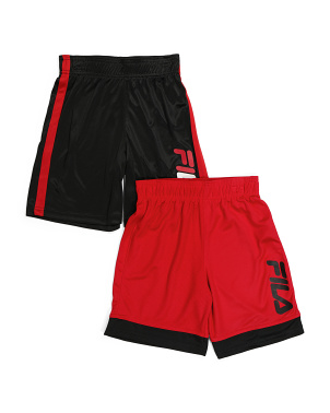 Big Boys 2pk Shorts