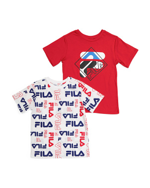 Big Boy 2pk Graphic Tees