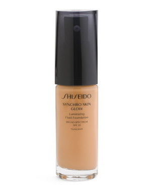 Synchro Skin Glow Luminous Fluid Foundation