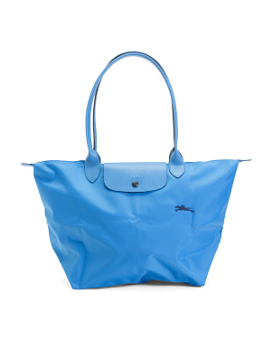 Nylon Le Pliage Club Top Handle Tote