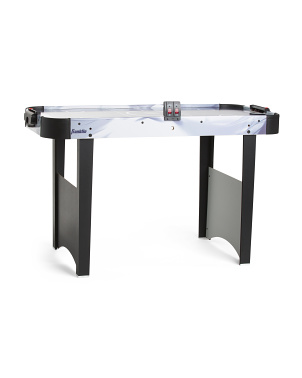 48in Straight Leg Air Hockey Table
