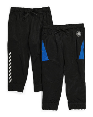 Toddler Boy 2pk Active Joggers