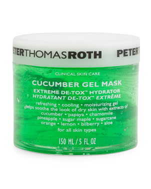 5oz Cucumber Gel Mask