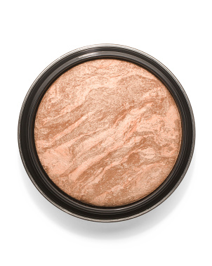 Marbled Highlighter Illuminating Face Powder