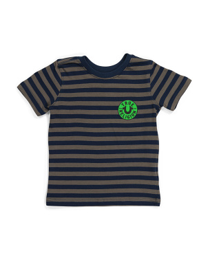 Toddler Boy Neon Pop Tee