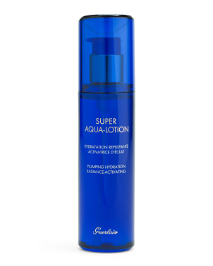Made In France 5oz Super Aqua Plumping Hydration Lotion