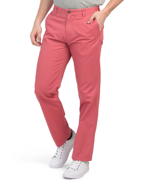 The Skipjack Classic Fit Pants